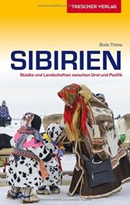 Stadt in Sibirien