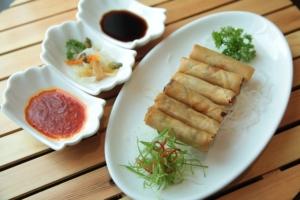 Chinesisches Restaurant chinesisch essen